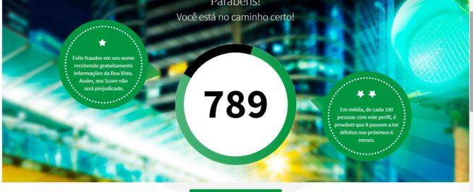 consultar Score Grátis boa vista